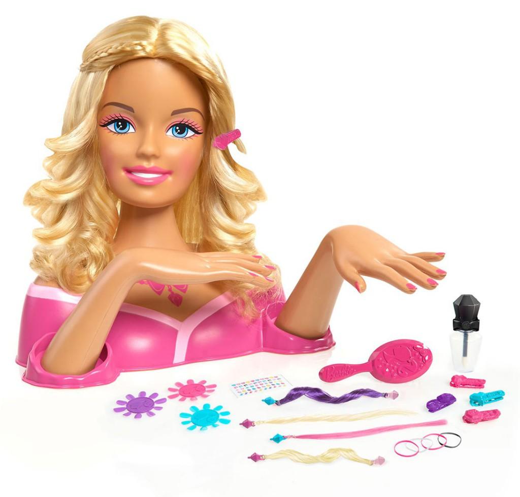 Quelles sont les cinq bonnes raisons d'avoir une tête à coiffer pour un make-up artist ?