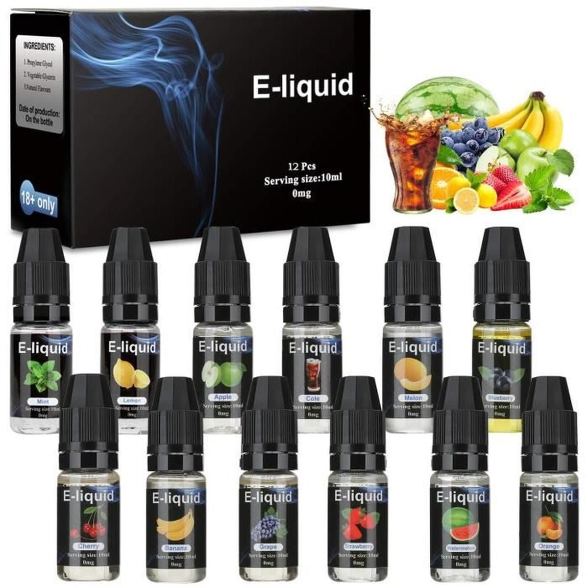 Cigarette électronique : quels sont les paramètres pour choisir un e-liquide ?
